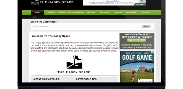 The Caddy Space