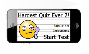 hardest quiz ever 2 application