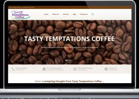 Tasty Temptations Coffee