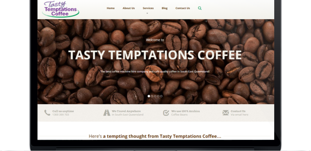 Tasty Temptations Coffee