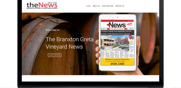 Branxton Greta Vineyard News