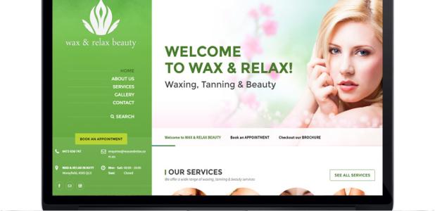 Wax & Relax Beauty
