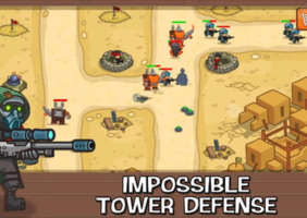 Impossible Tower Defense Strategy HD