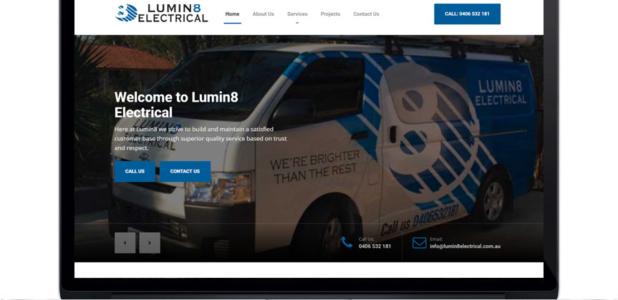 Lumin8 Electrical